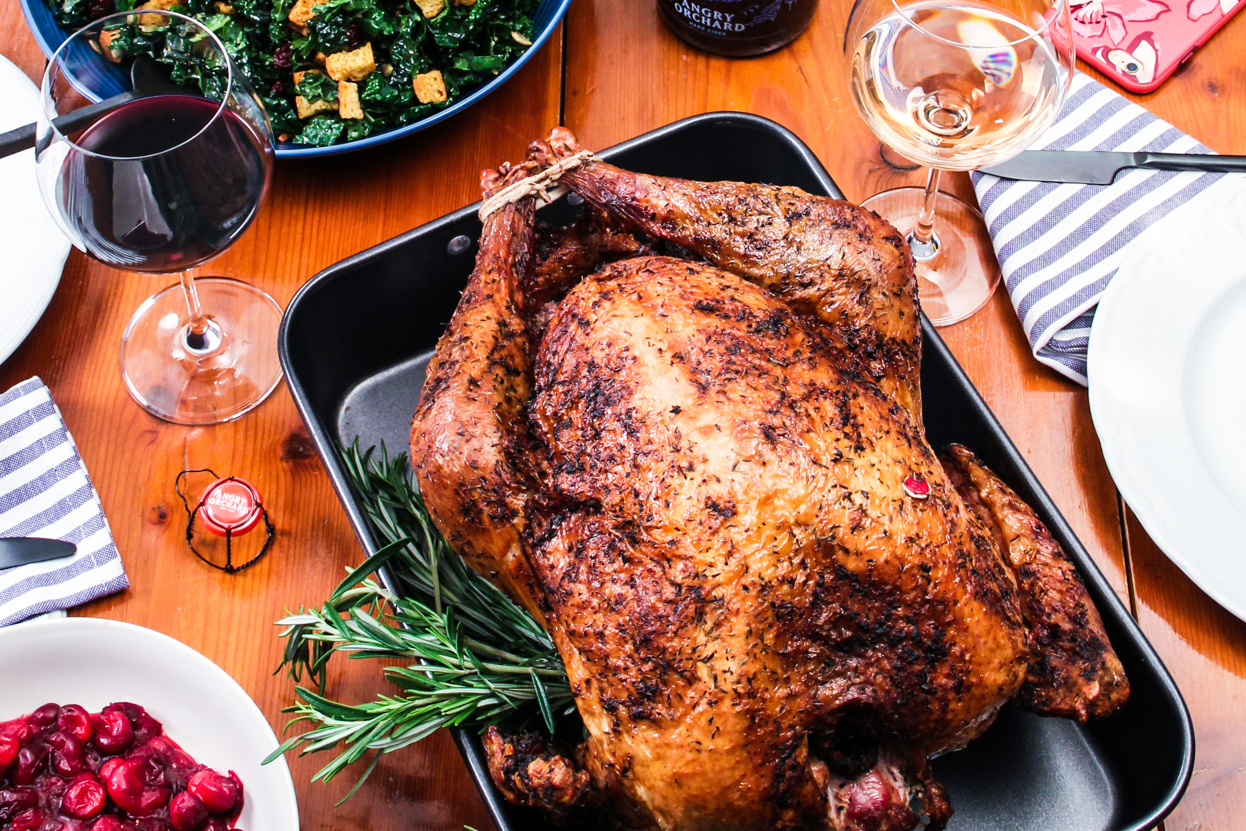 Catering Chicago Thanksgiving Dinner Delivery