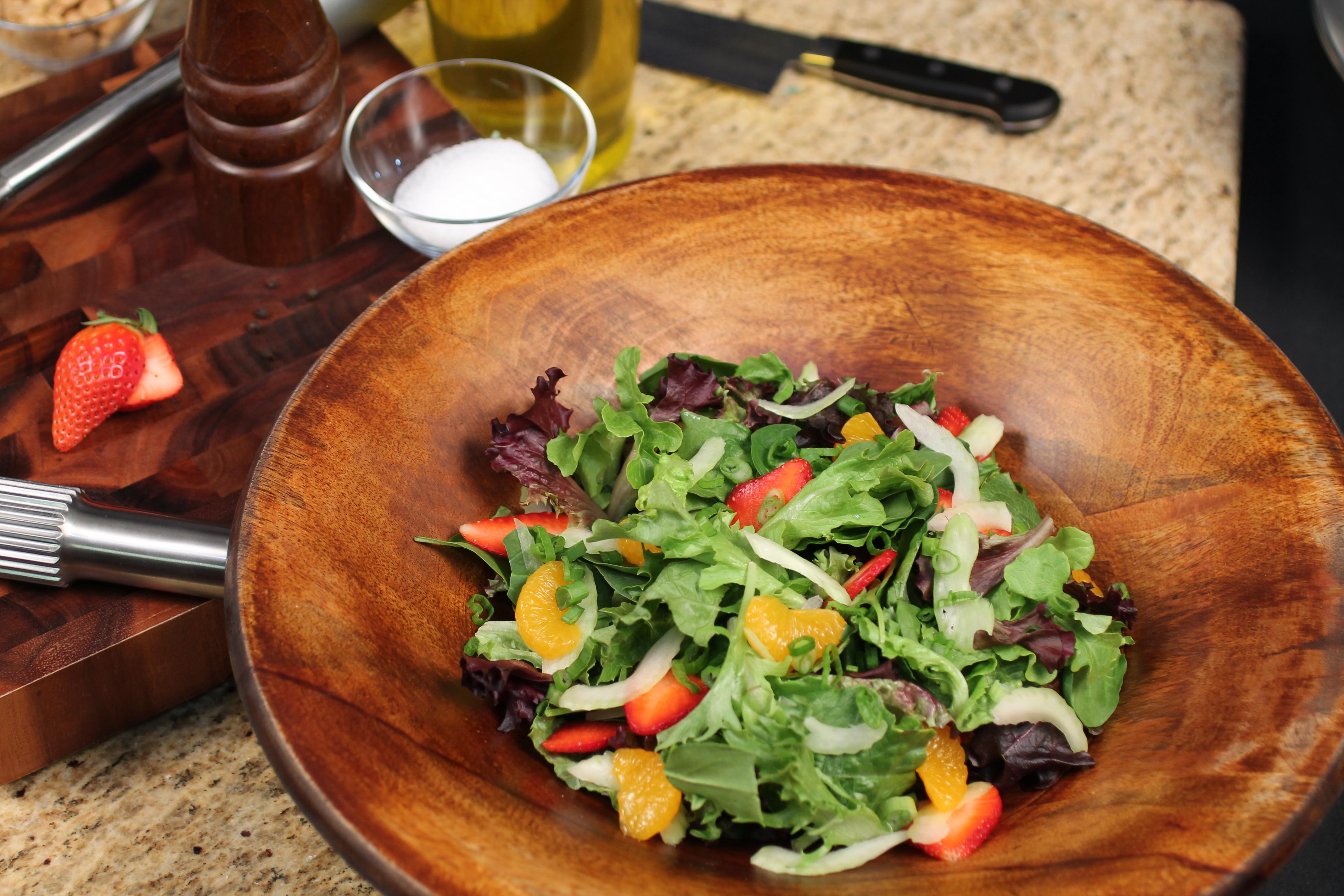 Springtime Salad Gluten Free