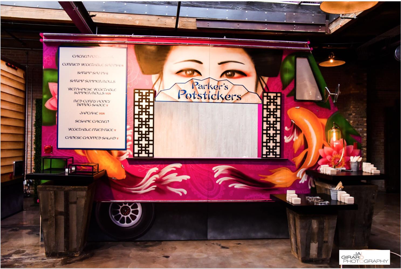 Food truck bar mitzvah