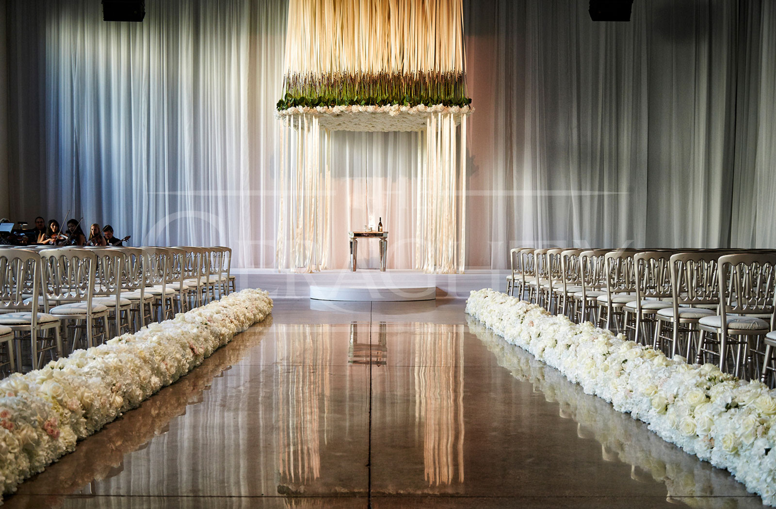 Beautiful indoor space for weddings, corporate and social events