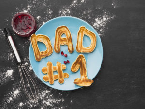 Celebrate Dads on Father's Day 2020