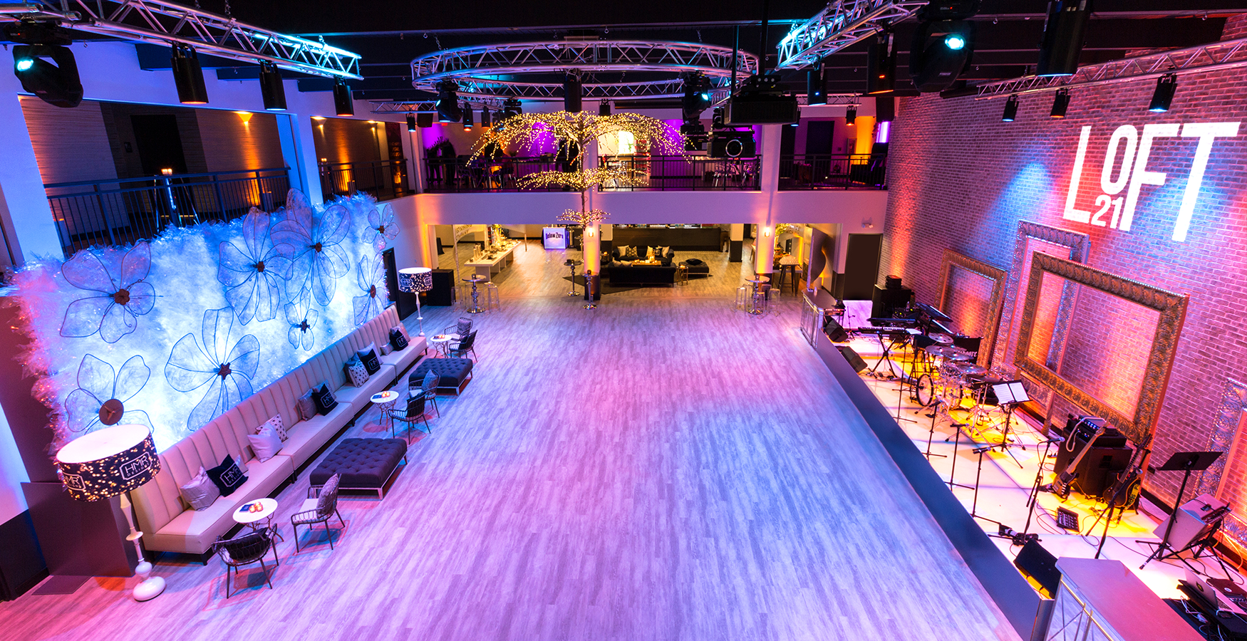 loft 21 Chicago event venue