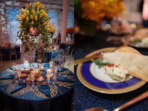 Table at ILEA Masters' Dinner