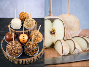 Catering by Michaels Taffy Apples